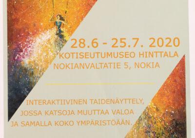 Jonna Viljanen / Ikaalisten käsi- ja taideteollisuusoppilaitos