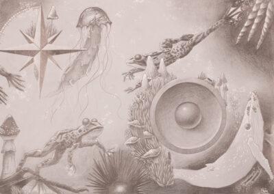 Mäkinen Pinja / Ikaalisten käsi- ja taideteollisuusoppilaitos